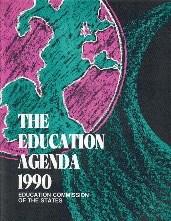 Report Cover for Education Commission of the States